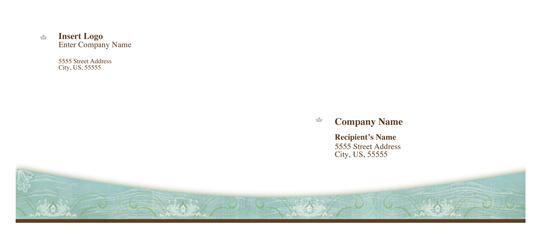 Envelope (health Modern Design)
