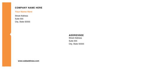 Envelope (modern Solid Design)