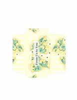 Printable Money Envelopes In Gold Theme