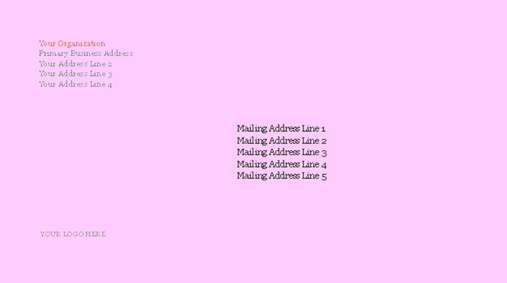 Envelope-template-word-download- Business Envelope (6.5 X 3.625, Civic Design)