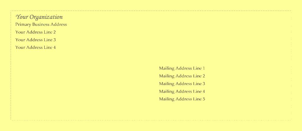 Envelope-template-word-2016- Easter Envelope