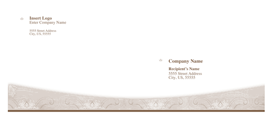 word 2013 envelope template - download envelope health modern design free envelope